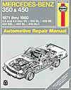 Mercedes-Benz 350 and 450 Owners Workshop Manual