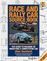 Race and Rally Car Source Book