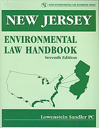 New Jersey Environmental Law Handbook