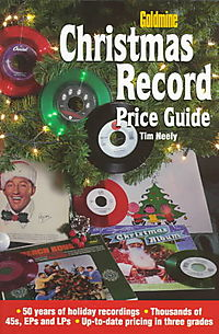 Goldmine Christmas Record Price Guide