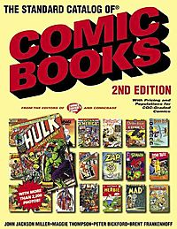 The Standard Catalog of Comic Books