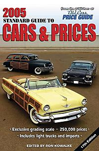 2005 Standard Guide to Cars & Prices