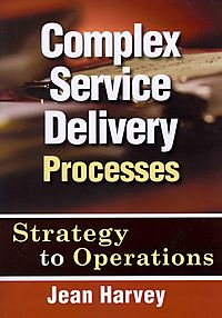 Complex Service Delivery Processes