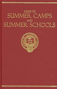 Guide to Summer Camps and Summer Schools 2008 / 2009