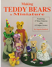Making Teddy Bears in Miniature