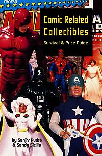 Comic Related Collectibles Survival & Price Guide