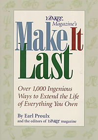 Yankee Magazine's Make It Last