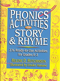 Phonics Activities in Story & Rhyme