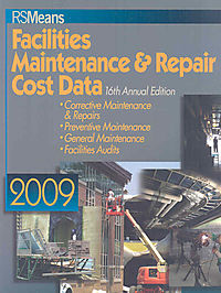 RS Means Facilities Maintenance & Repair Cost Data