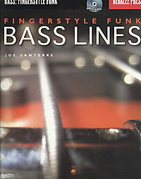 Fingerstyle Funk Bass Lines