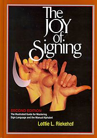 The Joy of Signing