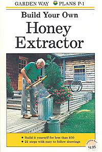 Build Your Own Honey Extractor
