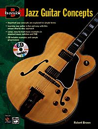 Basix Jazz Guitar Concepts