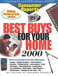 Best Buys for Your Home 2000