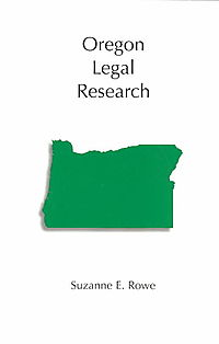 Oregon Legal Research