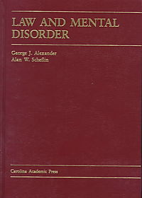 Law and Mental Disorder