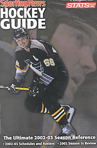 The Sporting News Hockey Guide