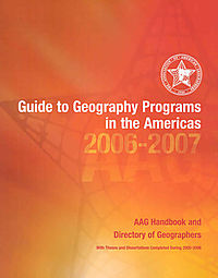 Guide to Geography Programs in the Americas 2006-2007
