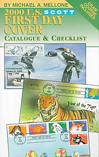 2000 U.S. First Day Cover Catalogue & Checklist