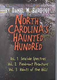 North Carolina's Haunted Hundred