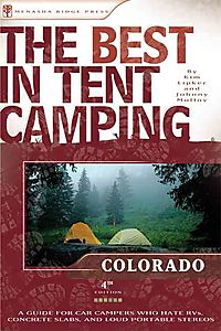 The Best in Tent Camping Colorado