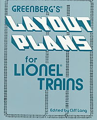 Greenberg's Layout Plans for Lionel Trains