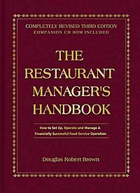 The Restaurant Managers Handbook