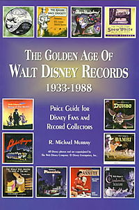 The Golden Age of Walt Disney Records 1933-1988