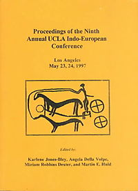 Proceedings of the 9th Annual Ecla Indo-European Conference Los Angeles, 1997