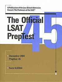 New used books cheap books online half price books the official lsat preptest 45 malvernweather Image collections