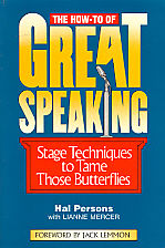The How-To of Great Speaking