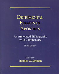 Detrimental Effects of Abortion