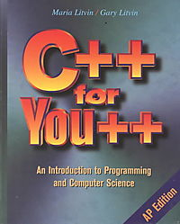 C++ for You++