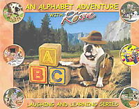 An Alphabet Adventure With Rosie