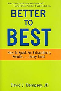 Better to Best