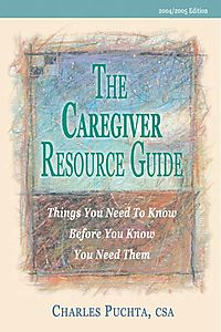The Caregiver Resource Guide