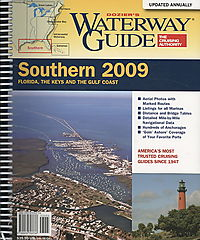 Dozier's Waterway Guide 2009 Southern Florida, the Keys and The Gulf Coast