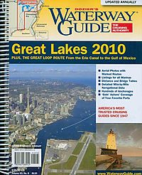 Dozier's Waterway Guide 2010 Great Lakes
