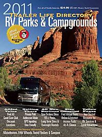 Trailer Life Directory RV Parks and Campgrounds 2011