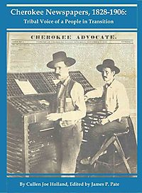 Cherokee Newspapers, 1828-1906