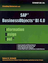 SAP Business Objects BI 4.0 Information Design Tool