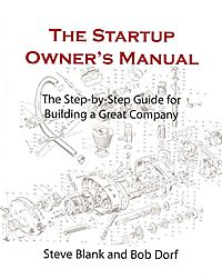 The Startup Owner's Manual