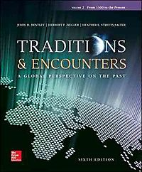 Traditions & Encounters + Connect Plus, 1 Semester