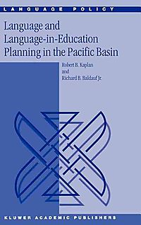 Language and Language-In-Education Planning in the Pacific Basin