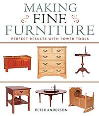 Making Fine Furniture