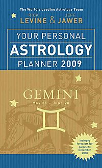 Your Personal Astrology Planner 2009 Gemini