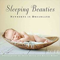 Sleeping Beauties Newborns in Dreamland 2011 Calendar