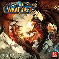 World of Warcraft 2013 Calendar