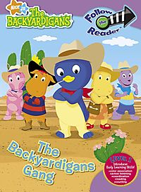 The Backyardigans Gang