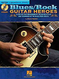 Blues/Rock Guitar Heroes